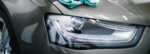 Headlight Coating